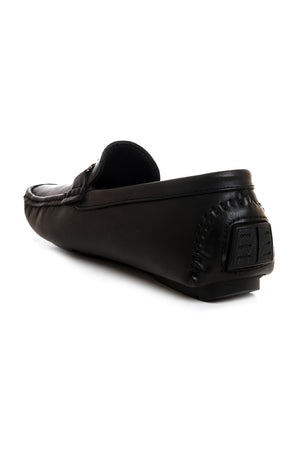 T-BUCKLE DRIVERS-BLACK
