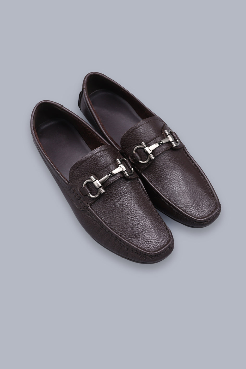 HORSEBIT LOAFERS-COFFEE
