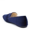 DIAMANTE LOAFERS-NAVY