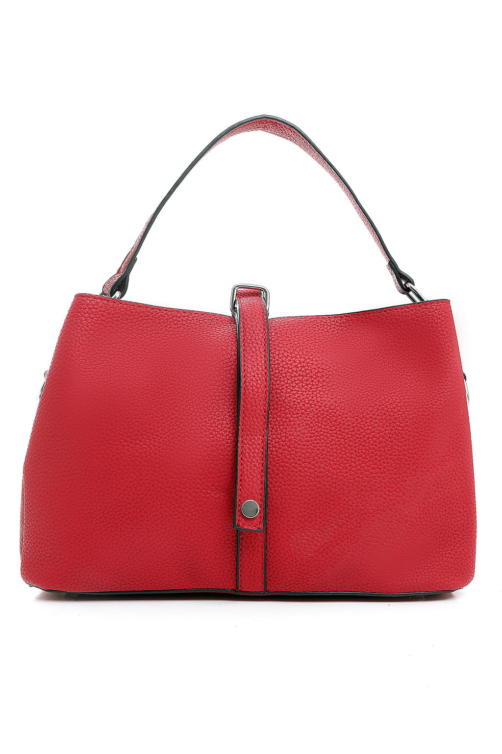 SATCHEL BAG-MAROON