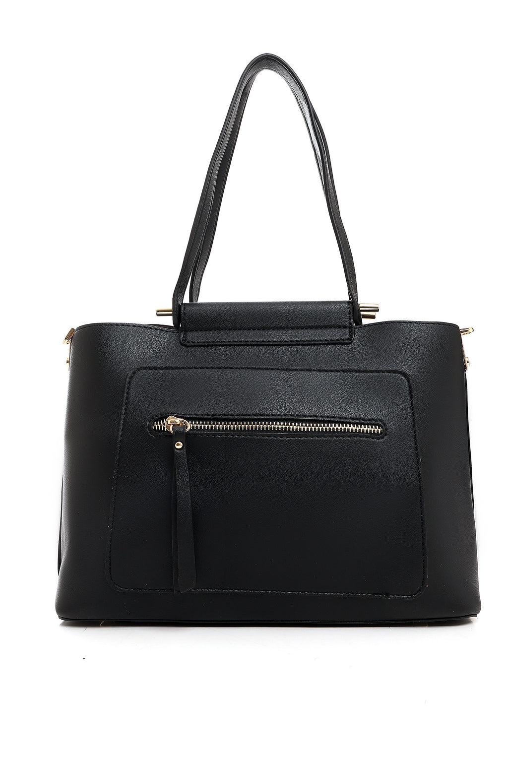 CITY BAG-BLACK
