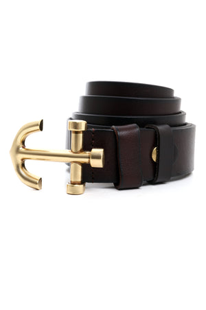 NAUTICAL BELT-COFFEE