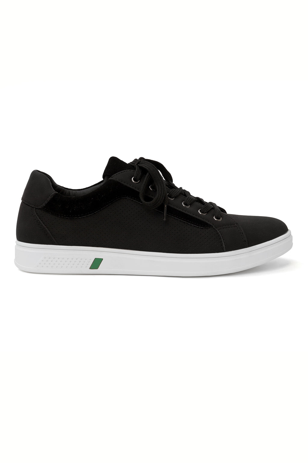 DUAL COMBO TRAINERS-BLACK