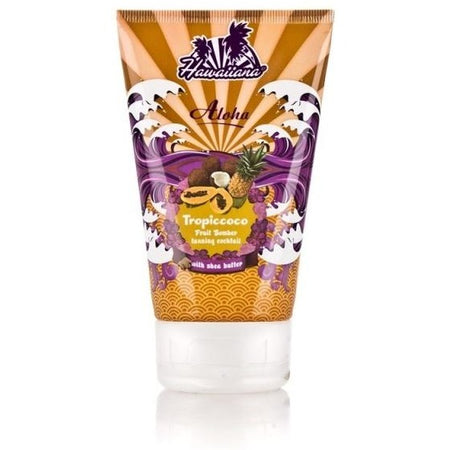 WAIKIKI WAVE GOLDEN COCONUT DARK TANNING EĻĻA
