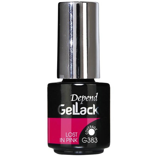Gellack Nr.383 Lost In Pink - Crystal Cosmetics e-Store