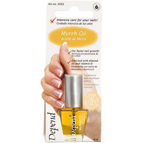 Basic Nail Care Myrrh Oil