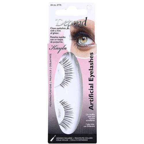 Artificial Eyelashes Kayla