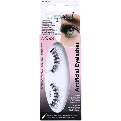 Artificial Eyelashes Faith