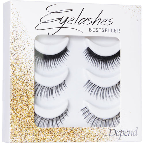 Artificial Eyelashes Bestseller - Crystal Cosmetics e-Store