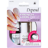 Gel Kit French Look, Oval