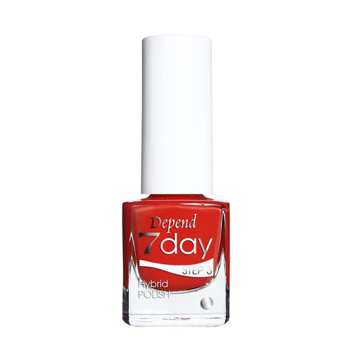 7Day Hybridpolish Nr.7011 Delicious Apple - Crystal Cosmetics e-Store
