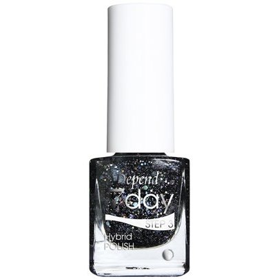 7Day Hybridpolish Nr.7074 Lingers In The Dark - Crystal Cosmetics e-Store
