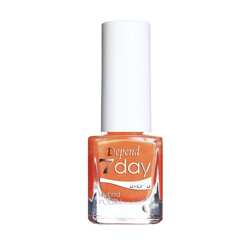 7Day Hybridpolish Nr.7077 Out'n'About - Crystal Cosmetics e-Store