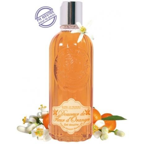 Shower Gel Orange Blossom