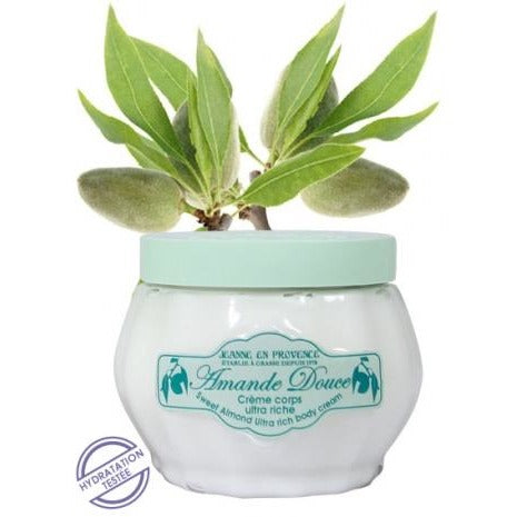 Ultra Rich Body Cream Sweet Almond