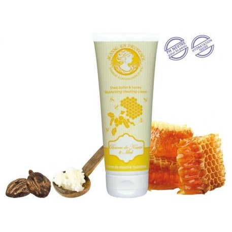 Shower Cream Shea Butter & Honey