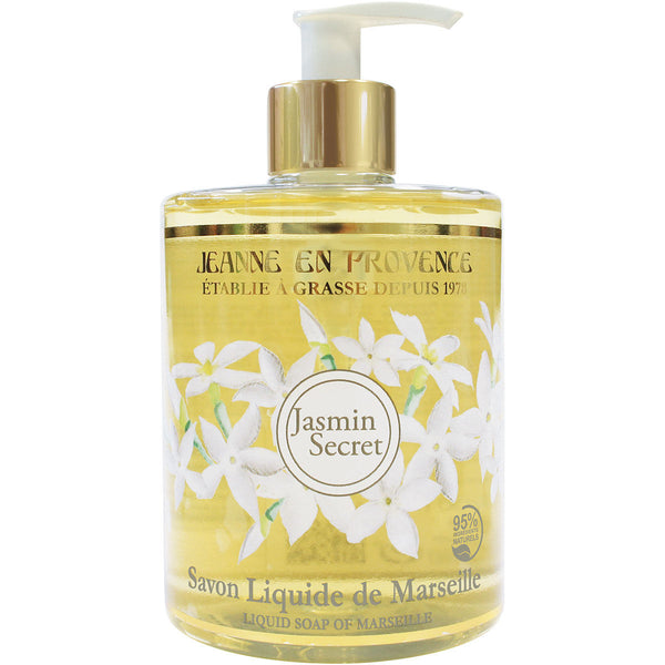 Jasmin Secret Liquid Soap