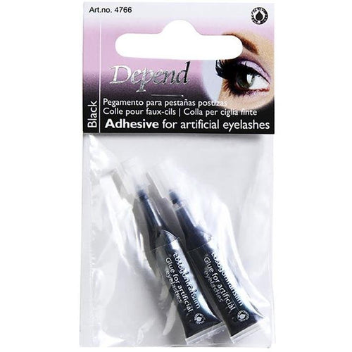 Adhesive For Artificial Eyelashes Black - Crystal Cosmetics e-Store