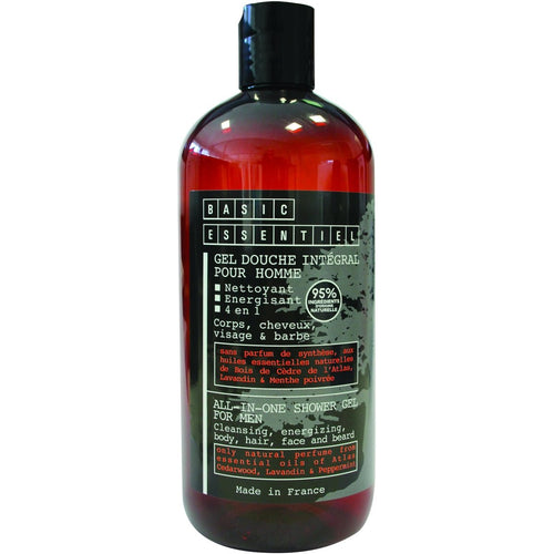 All-in-one Shower Gel For Men Tube - Crystal Cosmetics e-Store
