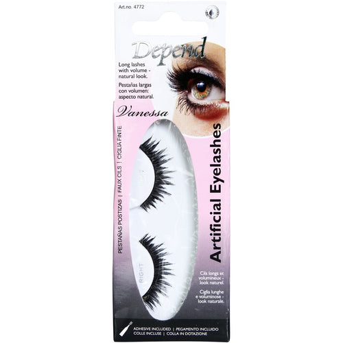 Artificial Eyelashes Vanessa - Crystal Cosmetics e-Store