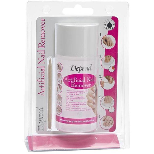 Artificial Nail Remover 100 Ml - Crystal Cosmetics e-Store