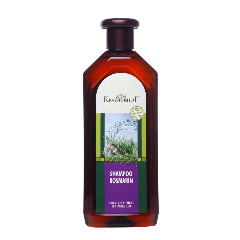 Herbal Shampoo Rosemary - Crystal Cosmetics e-Store