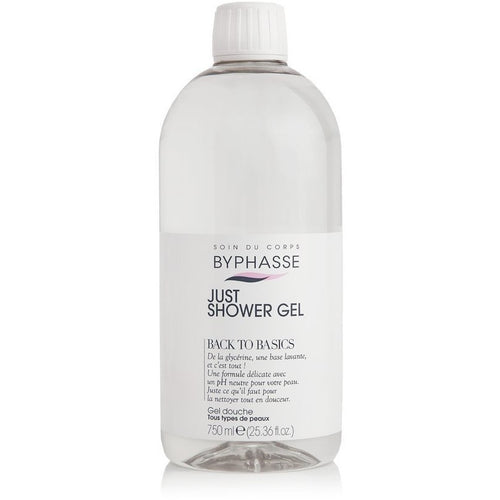 Back to Basics Shower Gel, All skin types - Crystal Cosmetics e-Store