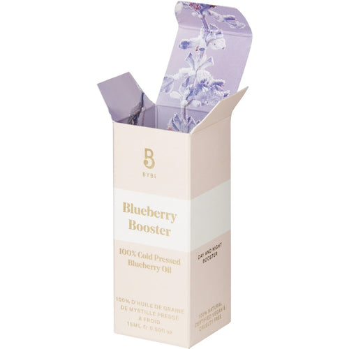 Beauty Booster - 100% Cold Pressed Blueberry Seed Oil - Crystal Cosmetics e-Store