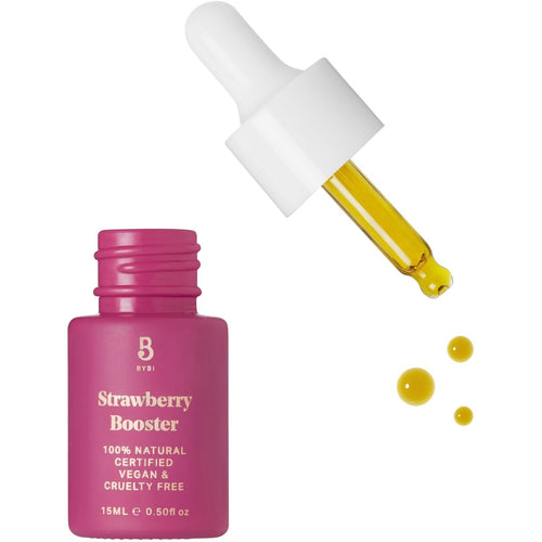 Beauty Booster - 100% Cold Pressed Strawberry Seed Oil - Crystal Cosmetics e-Store