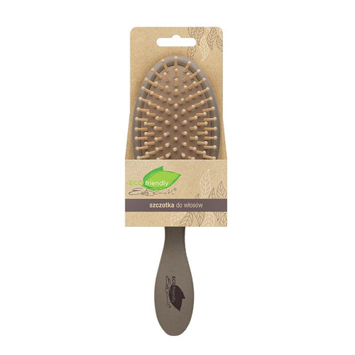 Bioplastic hair brush - Crystal Cosmetics e-Store