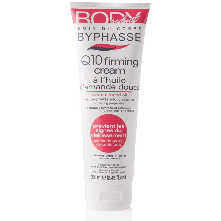 Body Seduct Q10 Firming Cream Sweet Almond Oil - Crystal Cosmetics e-Store