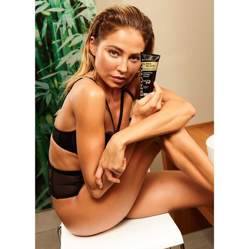 Brown Dark Superblack Tanning Lotion 125 ML - Crystal Cosmetics e-Store