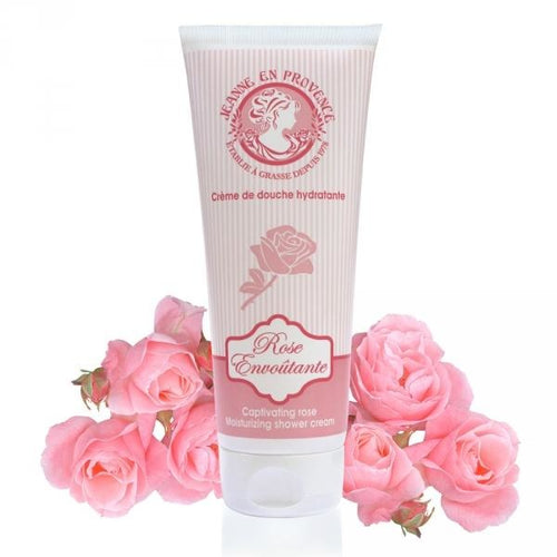 Shower Cream Captivating Rose