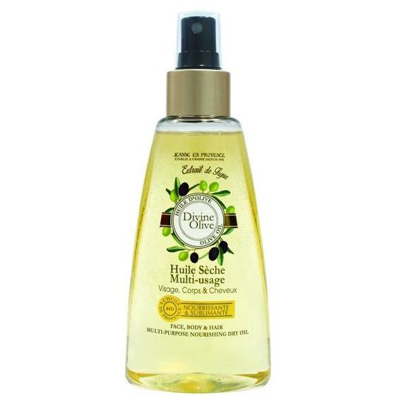 Divine Olive Dry Oil With Organic Olive Oil - Crystal Cosmetics e-Store