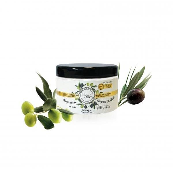 Divine Olive Hair Mask - Crystal Cosmetics e-Store