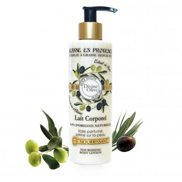 Divine Olive Nourishing Body Lotion - Crystal Cosmetics e-Store