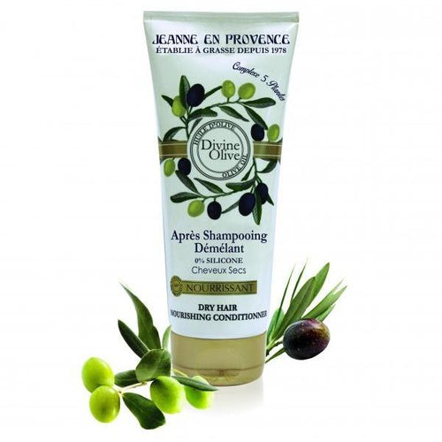 Divine Olive Nourishing Conditioner - Crystal Cosmetics e-Store