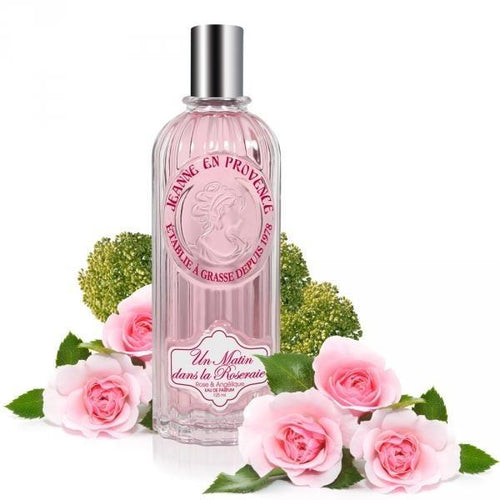 Eau De Parfum Morning In A Rose Garden, Rose & Angelica - Crystal Cosmetics e-Store
