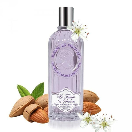 Eau De Parfum Time Of Secrets, Almond & Blackberry - Crystal Cosmetics e-Store