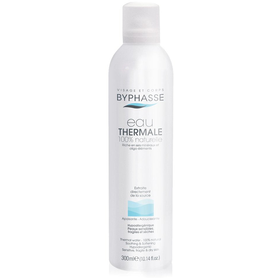 Thermal Water 100% Natural, For Sensitive, Fragile & Dry Skin