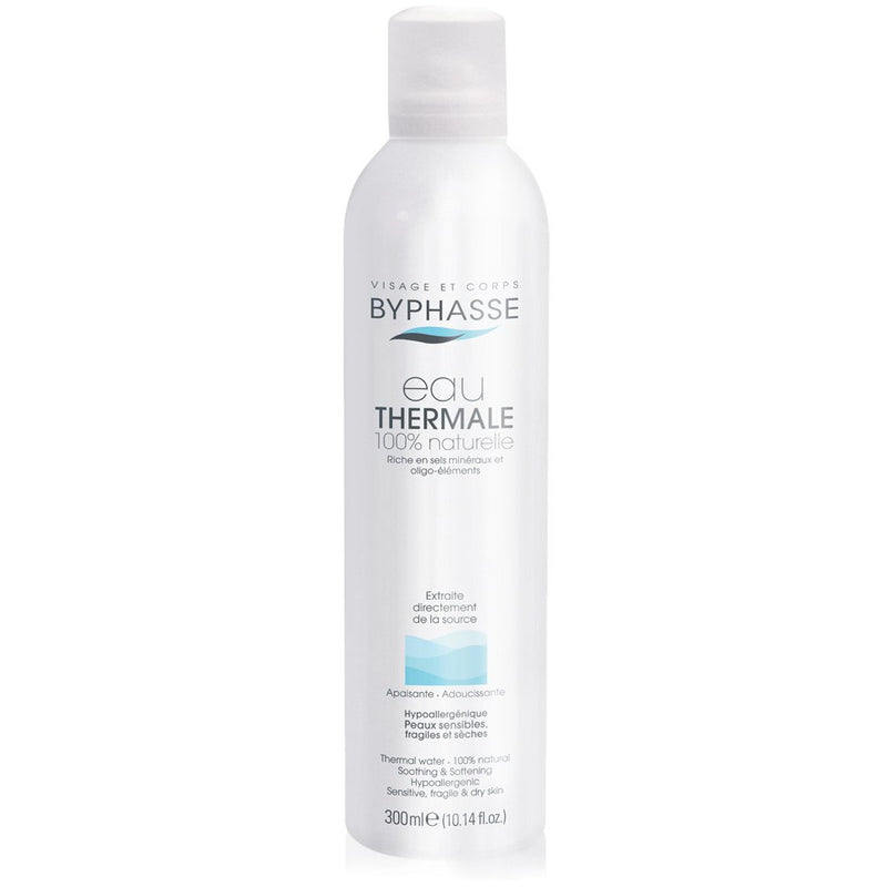 Thermal Water 100% Natural, For Sensitive, Fragile & Dry Skin - Crystal Cosmetics e-Store