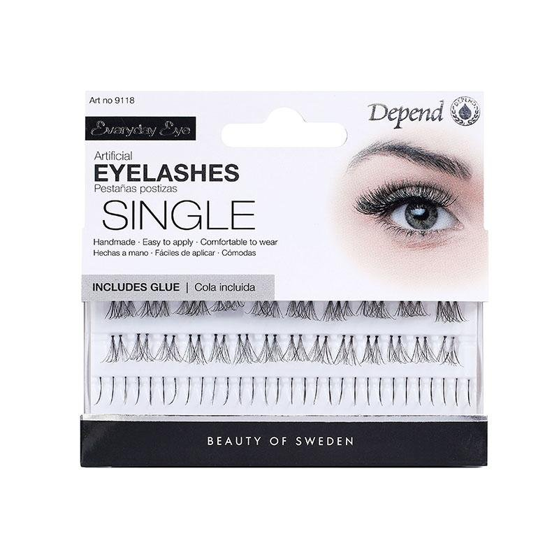 EE Eyelashes Elegance Single' - Crystal Cosmetics e-Store