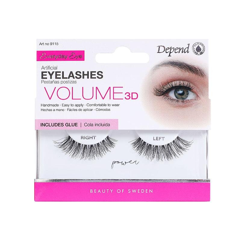 EE Eyelashes Power Volume 3D - Crystal Cosmetics e-Store