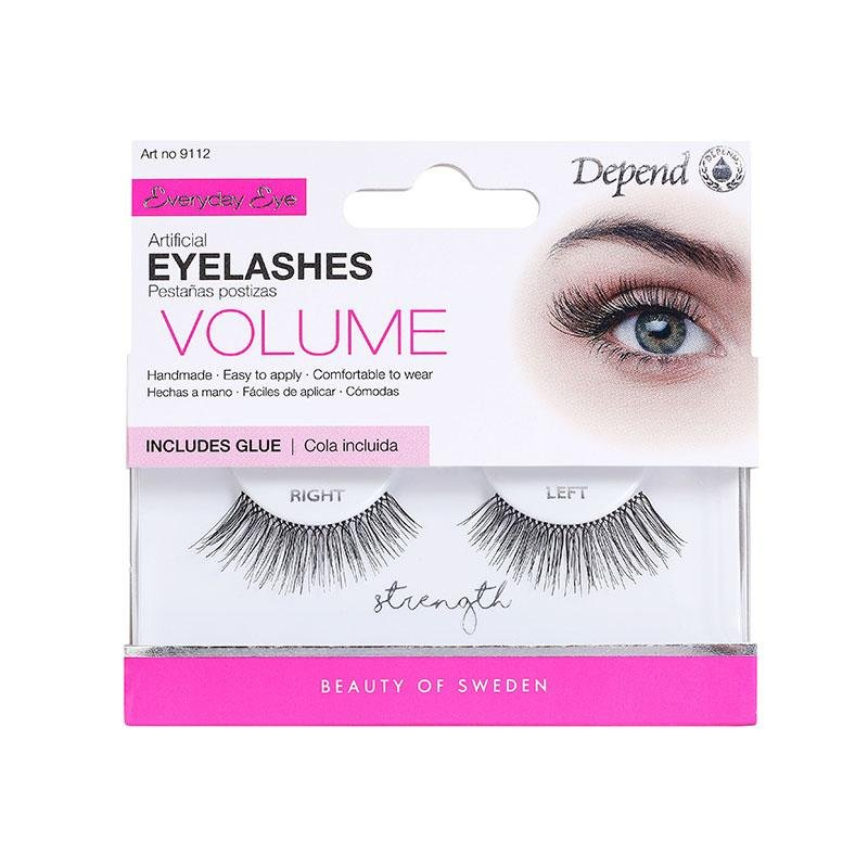 EE Eyelashes Strength Volume - Crystal Cosmetics e-Store