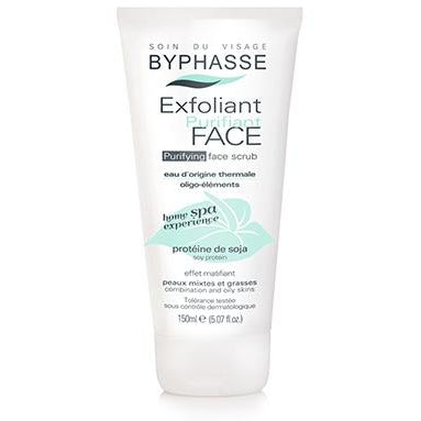 Home Spa Experience Purifying Face Scrub, Combination To Oily Skin