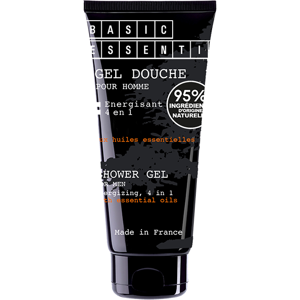 All-in-one Shower Gel For Men Tube