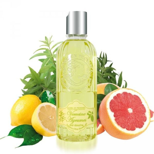 Shower Gel Verbena Citrus