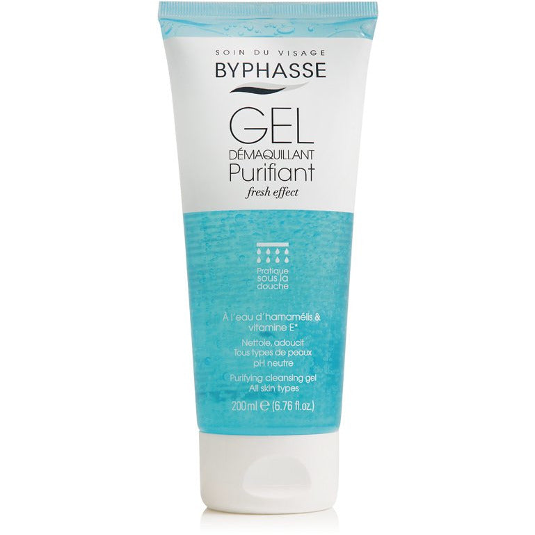 Purifying Cleansing Gel, All Skin Types - Crystal Cosmetics e-Store