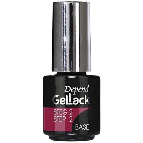 Gellack Base Coat (Step 2) - Crystal Cosmetics e-Store