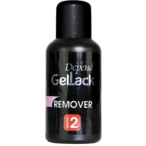 Gellack Remover, Method 2 35 ML - Crystal Cosmetics e-Store